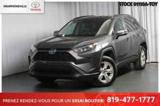 Used 2020 Toyota RAV4 ** HYBRIDE!!! **  RARE, DOUX ET ÉCONOMIQUE! for sale in Drummondville, QC