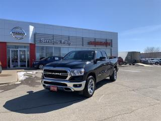 Used 2019 RAM 1500 Big Horn 140 WB 6ft4 Box for sale in Smiths Falls, ON