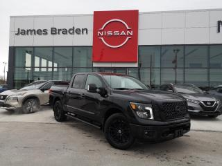 Used 2018 Nissan Titan C/C MIDNIGHT SV Midnight Edition for sale in Kingston, ON