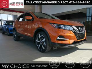 New 2021 Nissan Qashqai SL AWD SV for sale in Kingston, ON