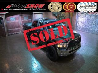 Used 2017 RAM 2500 SLT - S.Roof, Htd Buckets, Nav, Tonneau for sale in Winnipeg, MB