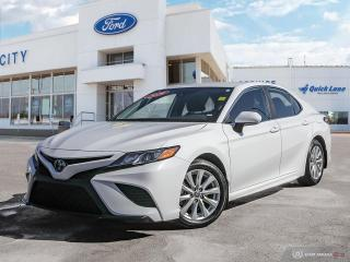 Used 2020 Toyota Camry SE for sale in Winnipeg, MB