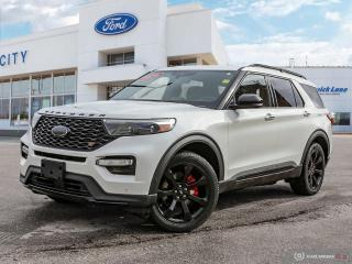 Used 2020 Ford Explorer ST for sale in Winnipeg, MB