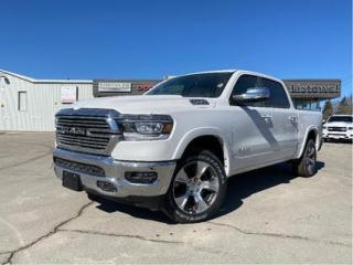 New 2021 RAM 1500 Laramie | LVL 2 | ADAPTIVE CRUISE | HUP DISPLAY for sale in Listowel, ON
