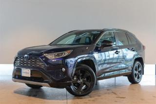 Used 2019 Toyota RAV4 Hybrid XLE for sale in Langley City, BC