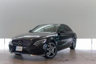 Used 2017 Mercedes-Benz AMG C 43 4matic Sedan for sale in Langley City, BC