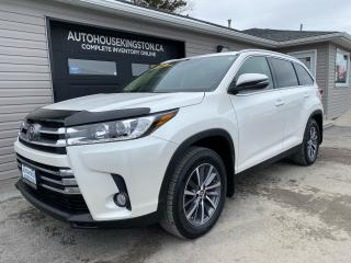 Used 2019 Toyota Highlander XLE for sale in Kingston, ON