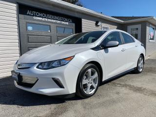 Used 2018 Chevrolet Volt LT for sale in Kingston, ON