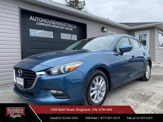 Used 2018 Mazda MAZDA3 GS - New Tires! Financing Available!! for sale in Kingston, ON