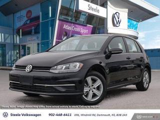 New 2021 Volkswagen Golf COMFORTLINE for sale in Dartmouth, NS