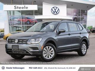 New 2021 Volkswagen Tiguan Trendline for sale in Dartmouth, NS