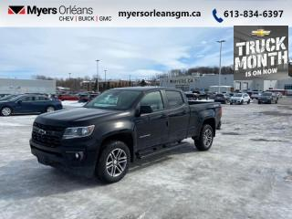 Used 2021 Chevrolet Colorado LT  - Heated Seats for sale in Orleans, ON