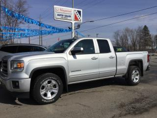 Used 2015 GMC Sierra 1500 DOUBLE CAB for sale in Welland, ON