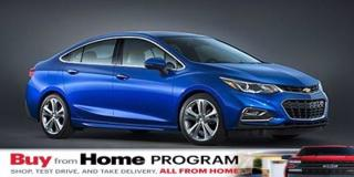 Used 2018 Chevrolet Cruze LT- RS Pkg, Sunroof, Heated Seats, Remote Start for sale in Saskatoon, SK