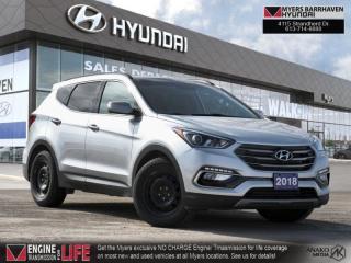 Used 2018 Hyundai Santa Fe Sport Luxury AWD  - Navigation - $176 B/W for sale in Nepean, ON