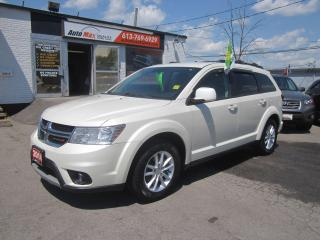 Used 2014 Dodge Journey SXT for sale in Gloucester, ON