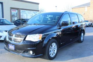 Used 2020 Dodge Grand Caravan PREMIUM PLUS for sale in Brampton, ON
