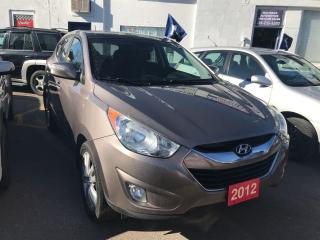 Used 2012 Hyundai Tucson Limited w/Nav for sale in Etobicoke, ON