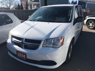 Used 2014 Dodge Grand Caravan SXT for sale in Etobicoke, ON