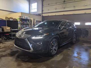 Used 2019 Lexus RX 350 RX 350L/6 PASS/LUXURY PKG/360CAM/NO ACCIDENT for sale in North York, ON