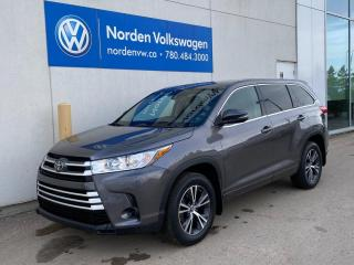 Used 2017 Toyota Highlander LE AWD - BLUETOOTH / BACKUP CAM for sale in Edmonton, AB