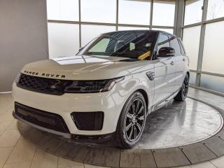 New 2021 Land Rover Range Rover Sport HSE - P360 for sale in Edmonton, AB