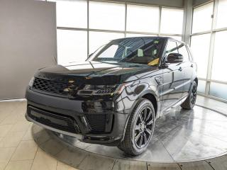 New 2021 Land Rover Range Rover Sport HSE - DIESEL MODEL! for sale in Edmonton, AB