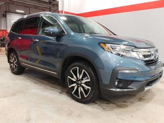 New 2021 Honda Pilot Touring 7-Passenger for sale in Red Deer, AB