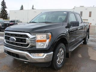 New 2021 Ford F-150 XLT | 4x4 | 300a | 3.5 Ecoboost | XTR | Trailer Brake Controller for sale in Edmonton, AB