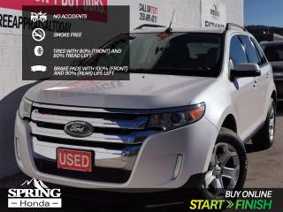 Used 2014 Ford Edge SEL NO ACCIDENTS, SMOKE-FREE, LOWER THAN AVERAGE KM'S, EXTRA SET OF WINTER TIRES for sale in Cranbrook, BC