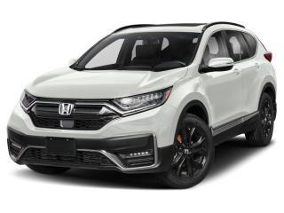 New 2021 Honda CR-V Black Edition for sale in Simcoe, ON