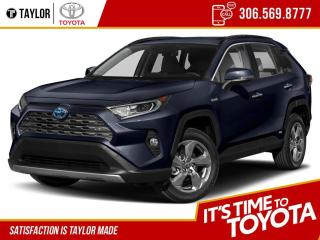 New 2021 Toyota RAV4 Hybrid Limited for sale in Regina, SK
