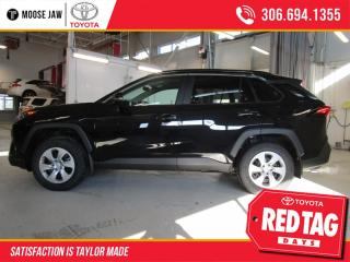 New 2021 Toyota RAV4 LE for sale in Moose Jaw, SK