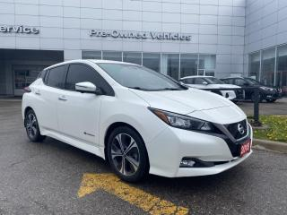 Used 2018 Nissan Leaf 2018 LEAF SL ,ONE OWNER TRADE WITH ONLY 60132 KMS. for sale in Toronto, ON