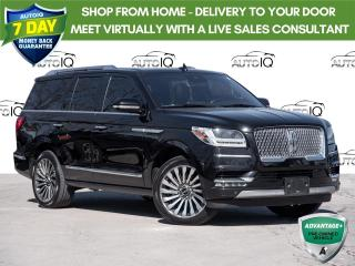 Used 2019 Lincoln Navigator Navigator Reserve    |     One Owner    |    Clean Car Fax for sale in St Catharines, ON