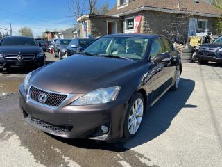 Used 2012 Lexus IS 250 Primium for sale in Gloucester, ON