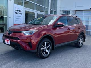 Used 2018 Toyota RAV4 LE AWD+SNOW TIRES! for sale in Cobourg, ON