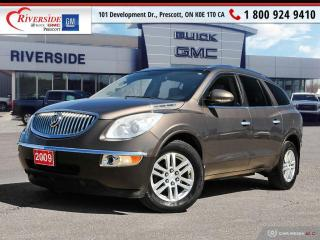 Used 2009 Buick Enclave CX for sale in Prescott, ON