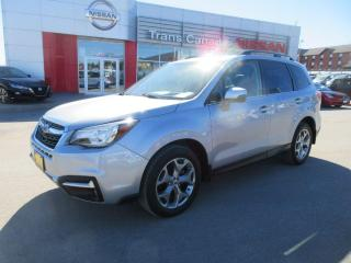 Used 2017 Subaru Forester 2.5i Touring for sale in Peterborough, ON