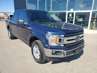 Used 2018 Ford F-150 XLT Bluetooth, Backup Cam, Bed Liner, for sale in Ingersoll, ON