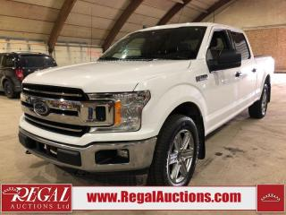 Used 2019 Ford F-150 XLT 4D SUPERCREW 4WD for sale in Calgary, AB