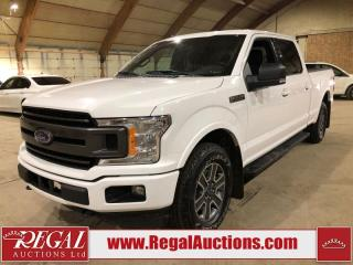 Used 2018 Ford F-150 XLT SPORT 4D CREW CAB 4WD for sale in Calgary, AB