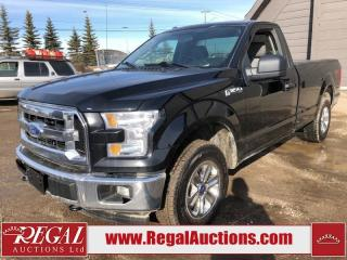Used 2017 Ford F-150 XLT 2D REGULAR CAB 4WD for sale in Calgary, AB