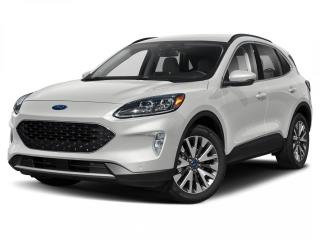 New 2020 Ford Escape Titanium Hybrid PREMIUM PKG | PANO ROOF | SYNC 3 for sale in Winnipeg, MB