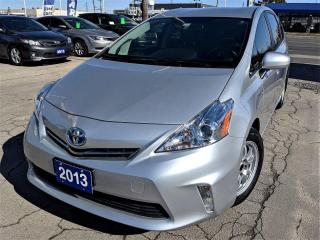 Used 2013 Toyota Prius V Five Leather for sale in Hamilton, ON