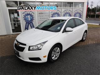 Used 2014 Chevrolet Cruze CRUZE LT for sale in Victoria, BC