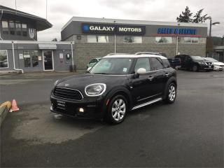 Used 2019 MINI Cooper Countryman COOPER - Heated Seats Panoramic Roof for sale in Duncan, BC