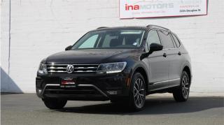 Used 2018 Volkswagen Tiguan SE for sale in Victoria, BC