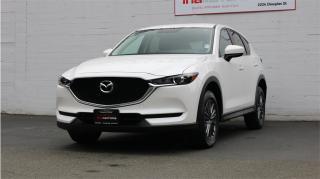 Used 2017 Mazda CX-5 GX for sale in Victoria, BC