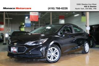 Used 2018 Chevrolet Cruze 1.4L LT w-1SD - BACKUP CAMERA|HEATED SEATS for sale in North York, ON